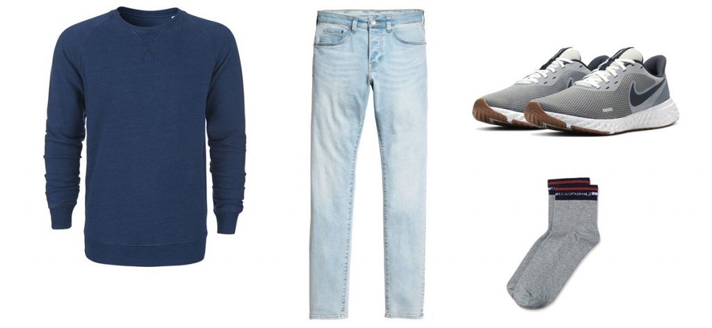The weekender outfit